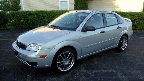 Ford focus 1.8 l 2004