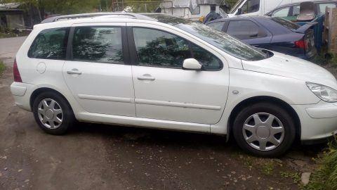 Peugeot 307, 1.4 l, 2005, Balta