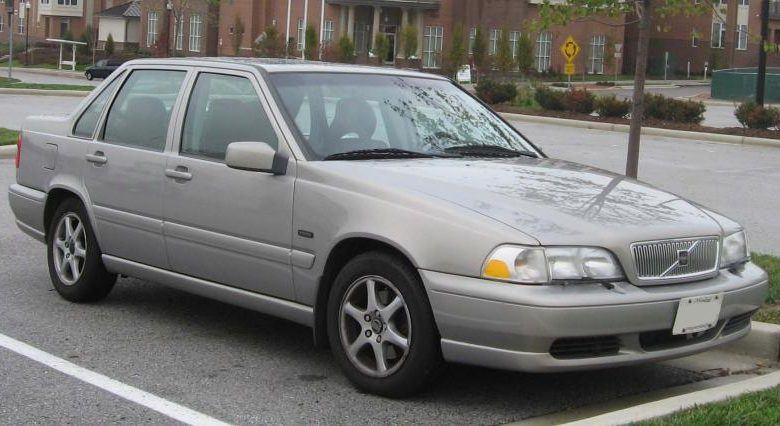 Volvo V70, 2.4 l, 2000, Sidabrinė