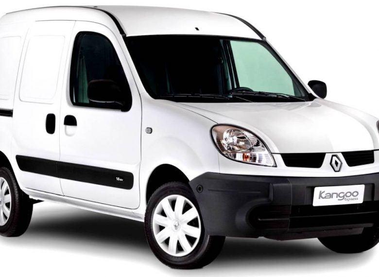 Renault Kangoo, 1.6 l, 2008, Balta